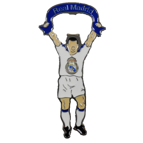 Imanes Real Madrid Abridor Bufanda