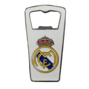 Imanes Real Madrid Abridor Escudo
