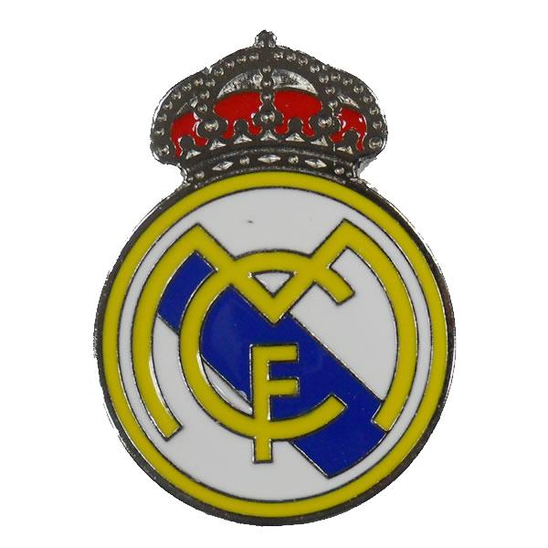 Imanes Real Madrid Zamac Escudo
