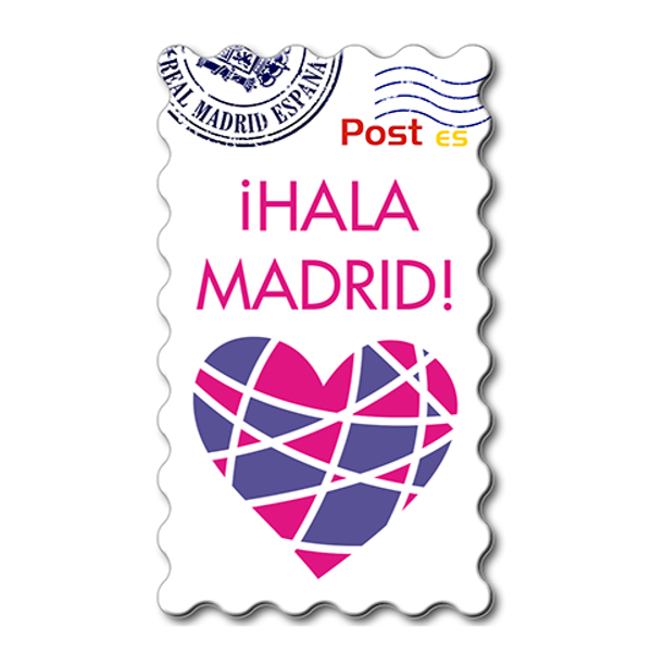 Imanes Real Madrid I.26