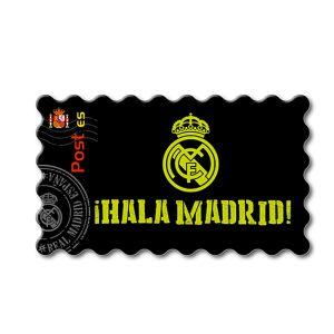 Imanes Real Madrid Sello Verde