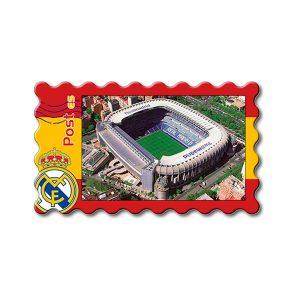 Imanes Real Madrid Sello España