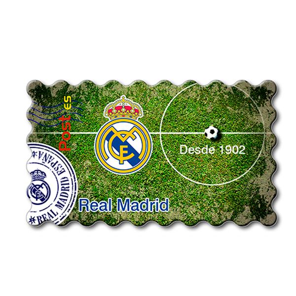 Imanes Real Madrid Sello Campo