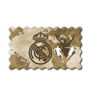 Imanes Real Madrid Sello MAPA