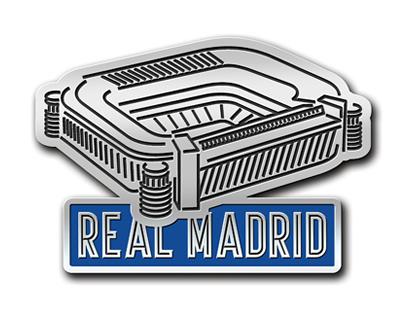 Imanes Real Madrid I.7