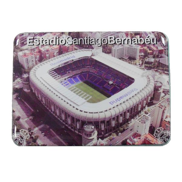 Imanes Real Madrid Cuadro Estadio