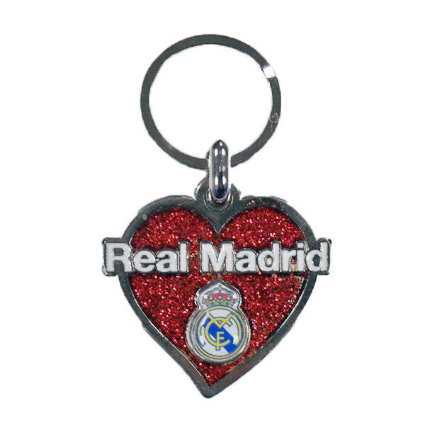 Merchandasing Llaveros Real Madrid