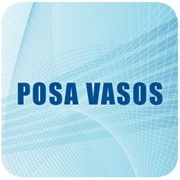 Merchandasing Posa Vasos Real Madrid