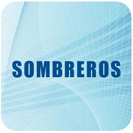 Merchandasing Sombreros Real Madrid