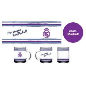 Merchandising Real Madrid Taza Estadio Por Siempre