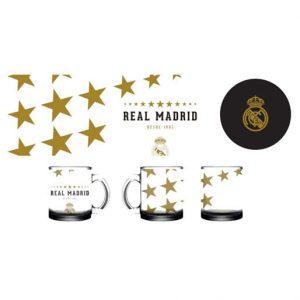 Merchandising Real Madrid Taza Estadio Estrellas
