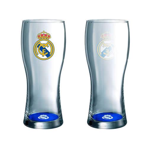 Merchandising Real Madrid Vaso Cerveza