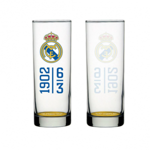 Merchandising Real Madrid Vasos Tubo