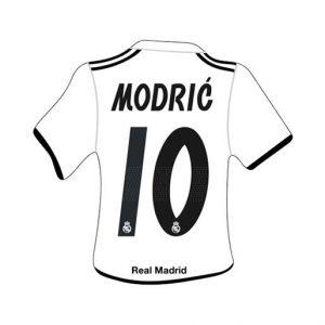 Merchandising Real Madrid Camiseta Modric