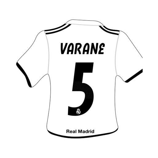 Merchandising Real Madrid Camiseta Varane